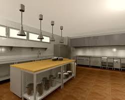 Comercial Kitchen Design Interesting Design