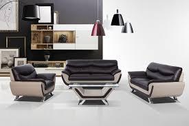 Grey Sofa Chair Modern Dark Brown And Grey Sofa Set