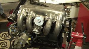 Coupe Series bmw crate engines : BMW 2002 Turbo M10 Crate Motor - Rough Fitting the Components ...
