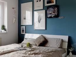Schlafzimmer Farbidee Makeover Mit Neuer Wandfarbe Mehr Farbe Im