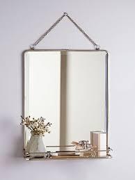 mirror shelves. mirror shelves l