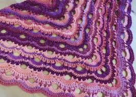 Virus Shawl Crochet Pattern Best Knit And Stitch Blog From Black Sheep Wools Blog Archive The Virus