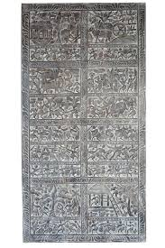 carved wall panel tribal vintage carving door panel decorative wall panel carved wall panels canada