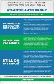long island employment opportunities atlantic nissan