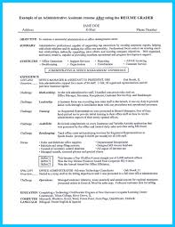 Job Description For Office Assistant Resume Free Resume Example