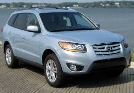 File:2010 Hyundai Santa Fe Limited -- 09-24-2010.jpg - Wikimedia ...