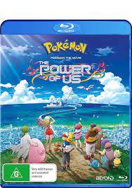 Amazon.com: Pokemon: The Movie - The Power Of Us [Blu-ray]: Movies & TV