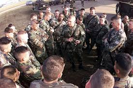 Us Army Platoon Us Army Sergeant First Class Michael Grinston Platoon