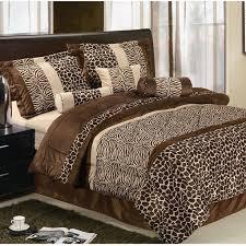 Leopard Print Bedroom | Animal Print for Room Decoration 18