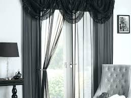 Black And White Curtains Best Stripe Ideas On For Curtain Bedroom ...