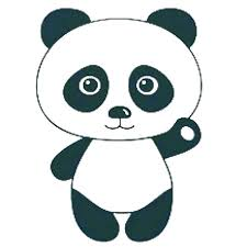 Pandas Coloring Pages Interesantecosmeticeinfo