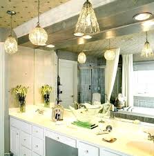 recessed vanity lighting. Wonderful Lighting Additional Bathroom Vanity Lights Inspirational Ideas Ceiling Light Fixture With Recessed Drop O