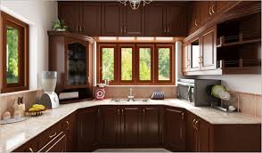 Modern Kitchen In India Kitchen Cabinets Indian Style House Decor
