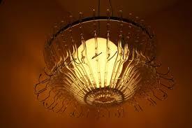 image of capiz shell chandelier world market