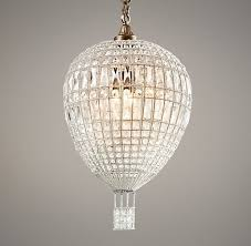 restoration hardware baby lighting. hot air balloon crystal pendant chandeliers restoration hardware baby u0026 child lighting