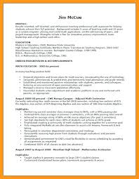 Sample Substitute Teacher Resume Resume Substitute Teaching Entry