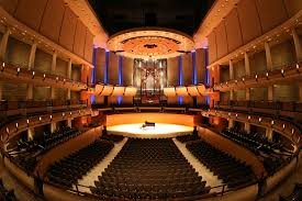 Francis Winspear Centre For Music Edmonton Acoustically