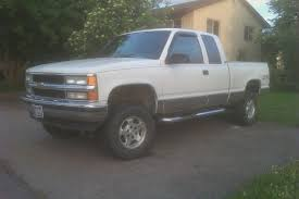 white chevy trucks 1995. Brilliant 1995 T10Zr2 1995 Chevrolet Silverado 1500 Extended Cab 15549922_large Throughout White Chevy Trucks