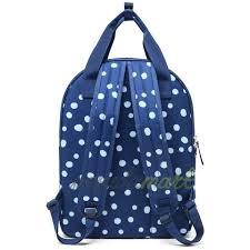 <b>Рюкзак Easyfitbag dots</b> 40 см полиэстер синий/декор серия ...