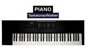 Kaufen sie das beste und neueste klavier tastatur auf banggood.com und. Ableton Live Tastaturaufkleber Tastutor