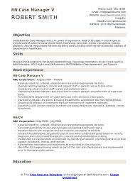 Hospice Charting Examples Rn Case Manager Resume Samples Qwikresume
