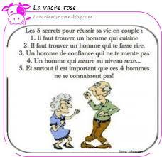 Humour Vache Vengeance De Femme La Vache Rose
