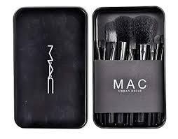 m a c makeup brush set 12 pieces