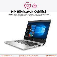 BeniKazan - HP Probook Bilgisayar Çekilişi 🔹 20 kişi...