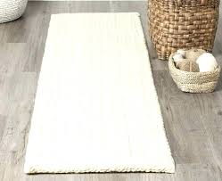 braided jute rug with fringe bleached exotic and runner area rugs