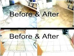 what to use to clean tile floors with grout cleaning ceramic tile floors and grout best