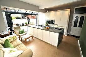 imposing bifold kitchen doors for bifold kitchen doors contemporary kitchen by bifold doors kitchen on kitchen
