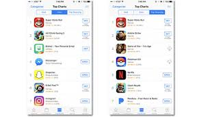 App Store Game Charts Super Mario Run Tops Apples Highest Grossing Free App