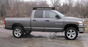 2007 Dodge Ram 1500 Slt Crew Cab Pickup 4 - Door 4. 7l