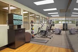 fitness exercise room hilton garden inn philadelphia city center