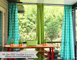 no sew diy outdoor curtains edited 1