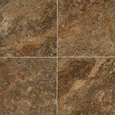 travertine look vinyl flooring tile