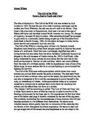 the call of the wild by jack london review gcse science  page 1 zoom in