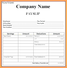 Salary Template 8 Employee Payroll Form And Salary Change