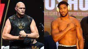 Tyson Fury, Anthony Joshua sign deal to ...