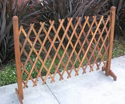 com garden creations jb4710 extendable instant fence outdoor decorative fences garden outdoor