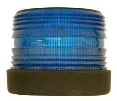 12v Blue Strobe Light Peterson 769 Blue 12v 2 Joule Single Flash Strobe Light