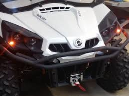 can am street legal kits for can am commander maverick max can am commander street legal kit