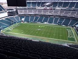Philadelphia Eagles Seating Chart Lincoln Financial Field Section 203 Seat Views Seatgeek
