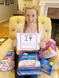 Charity drive delivers feminine products to those in need - The  Virginian-Pilot - The Virginian-Pilot