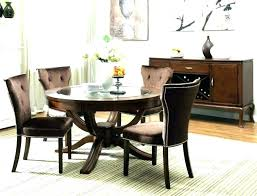 full size of round wood dining table set rustic kitchen sets and chairs medium size of