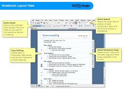 Ms Word Notebook Template Rome Fontanacountryinn Com