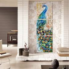 40 Captivating Peacock Home Decor Accessories Interesting Home Decoration Painting Collection