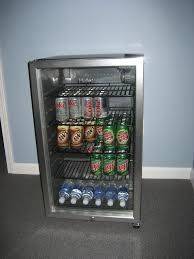 haier mini refrigerator. mini-fridge. i has one. haier mini refrigerator
