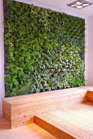 Customized Green Walls for Fresh Interiors by Greenworks