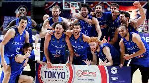 Qualificati Italia Olimpiadi Tokyo 2021: dopo 17 anni torna l'Italia del  basket